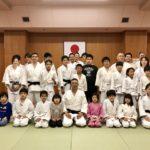 富ヶ谷柔道クラブ – 2018年4月28日の練習