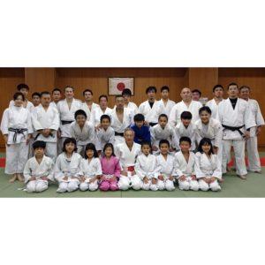 富ヶ谷柔道クラブ – 2018年5月26日の練習